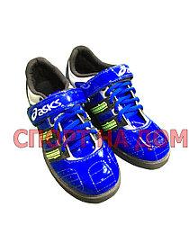 Штангетки Asics (синие) 35 размер
