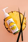 Гель для душа с афродизиаками «Смузи в душе» с ароматом ананасово-лаймового смузи, с возбуждающим эффектом, фото 6
