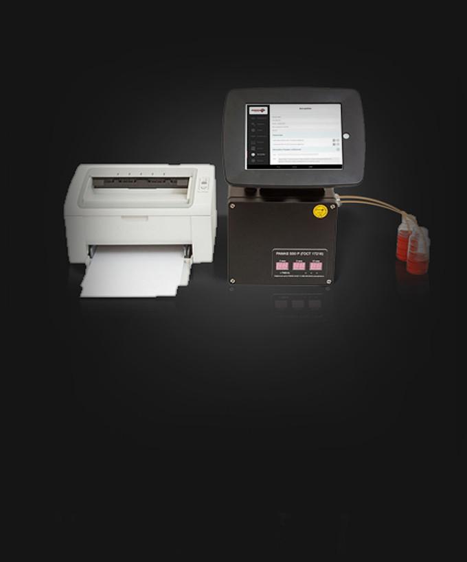 Автоматический анализатор размера и количества частиц PAMAS S50 P GOST