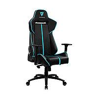 Игровое компьютерное кресло ThunderX3 BC7 BC Чёрно-Голубой