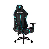 Игровое компьютерное кресло  ThunderX3  BC5 BC,Чёрно-Голубой