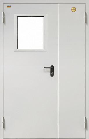 Противопожарная дверь ДПС2-60