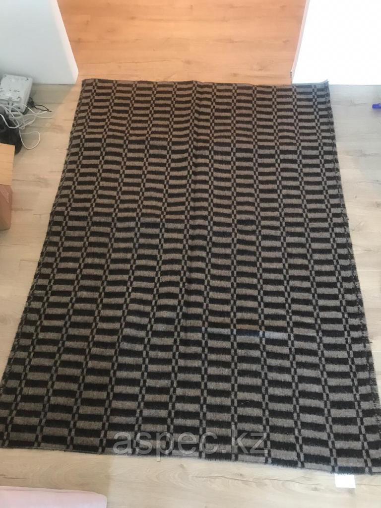 Армейское одеяло (60% шерсти)