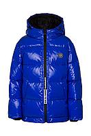 Детская для мальчиков осенняя синяя куртка Bell Bimbo 193026 василек 104-56р.