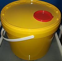 Контейнер для сбора мед.отходов 5 л.