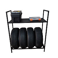 Стеллаж для хранения колес, шин, дисков