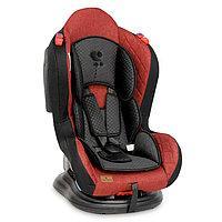 Автокресло Bertoni Lorelli Jupiter 0-25 кг Красно-черный / Red&Black 2040