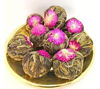 Чайные шарики цветущий жасмин