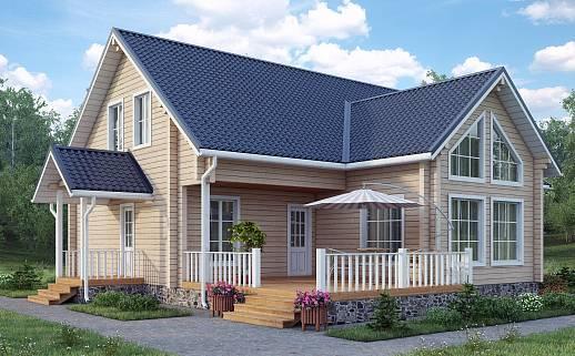 Проект дома №2276