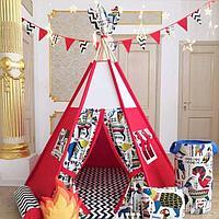 Детские игровые палатки.