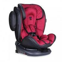 Автокресло 0-36 кг Lorelli  AVIATOR ISOFIX (FR-01) Черный-красный/ Black&Red