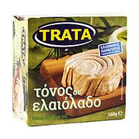 Trata Tuna in Olive Oil, тунец в оливковом масле, 160 гр