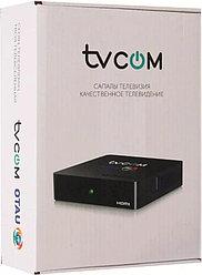OTAU TV Цифровой спутниковый ресивер TVCOM
