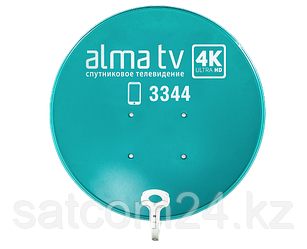Спутниковая антенна Алма ТВ 0,8 м