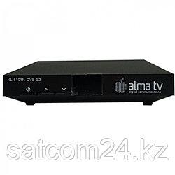Спутниковый ресивер Алма ТВ NL–5101R