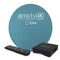 Комплект спутникового телевидения Алма ТВ