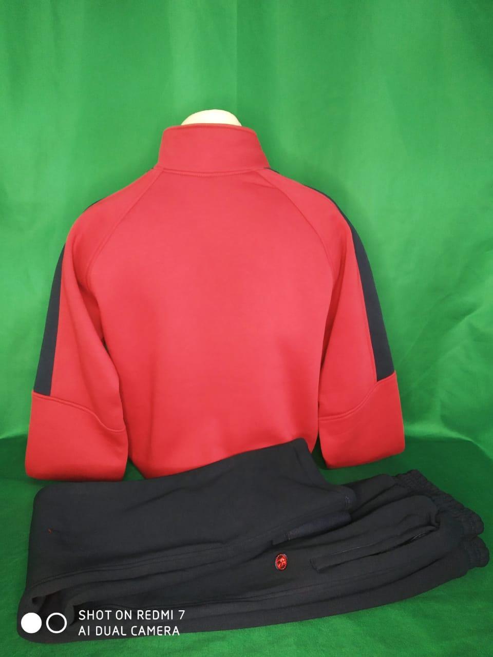 Спортивный костюм FS SPORTS бордовый