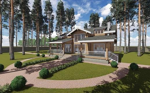 Проект дома №2283