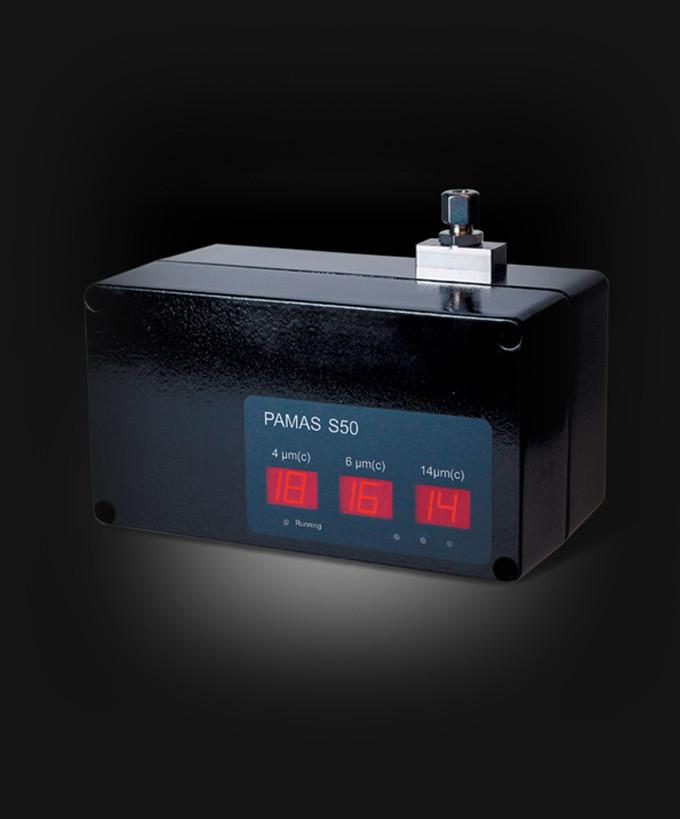 Лазерный счетчик частиц S-50 для установки на потоке и интеграции в промышленные системы контроля