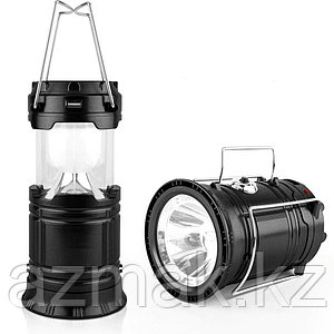 Кемпинговый фонарь СТАРТ LCE501-B1 Black