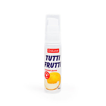 Гель TUTTI-FRUTTI Сочная Дыня 30 г
