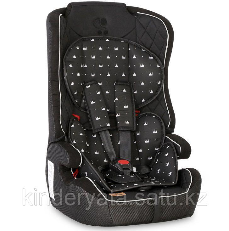 Автокресло Lorelli Bertoni Explorer 9-36 кг Черный / Black Crowns 2013
