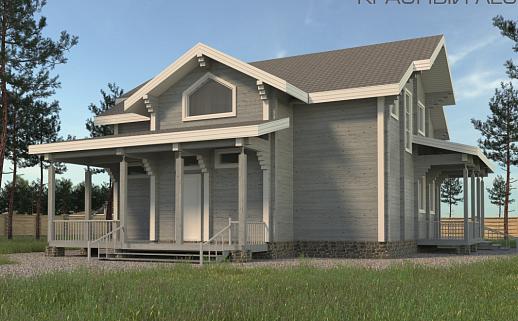 Проект дома №246
