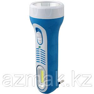 Аккумуляторный ручной фонарь СТАРТ LHE 503-B1 Blue