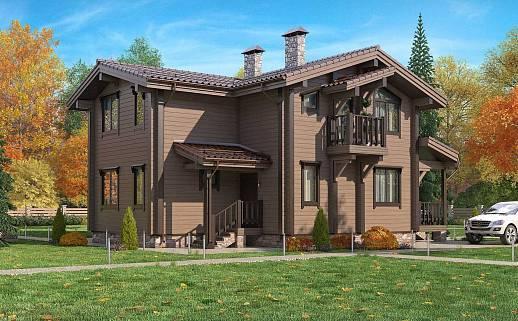 Проект дома №2222