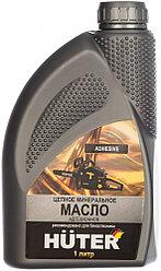 Масло цепное минеральное 80W90, для техники Huter, 1 л, шт
