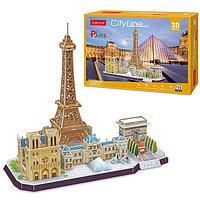 Игрушка Достопримечательности Парижа