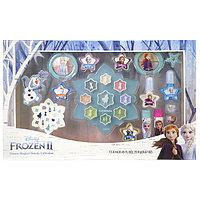 Frozen Игровой набор детской декоративной косметики для лица и ногтей