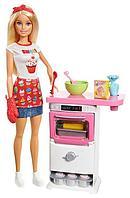 Кукла шеф-повар Barbie Кондитер
