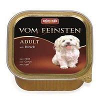Консерва для собак, с олениной - 150 гр