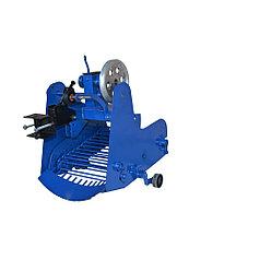 Картофелекопалка транспортерная КМ-5 (привод ременной слева) ( мототрактор, BT810, 1010, 1210 модели,НЕВА)