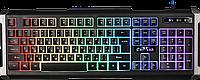 Defender 45280 клавиатура игровая проводная Chimera GK-280DL RGB подсветка, 9 режимов