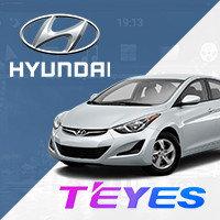 Hyundai Teyes CC2L PLUS
