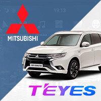 Mitsubishi Teyes CC2L PLUS