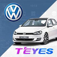 Volkswagen Teyes CC2L PLUS
