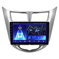 Магнитола Teyes CC2L для Hyundai Accent 2010-2015