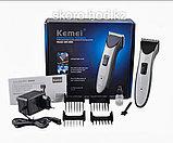 Машинка для стрижки волос Kemei, фото 3
