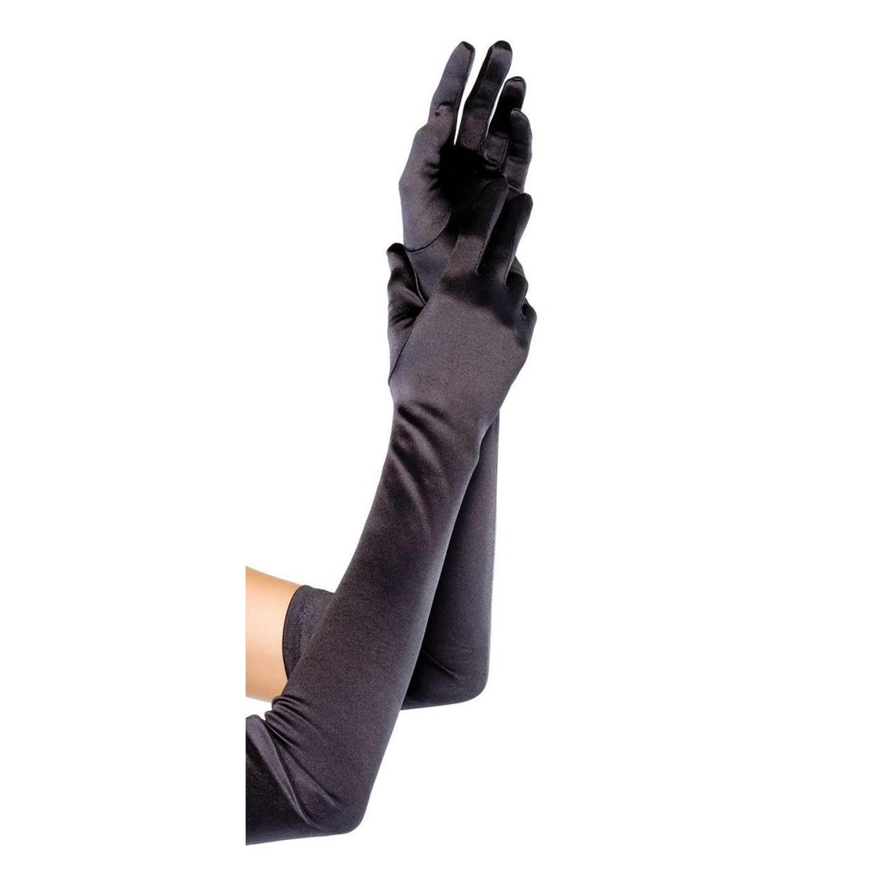 Эластичные перчатки.