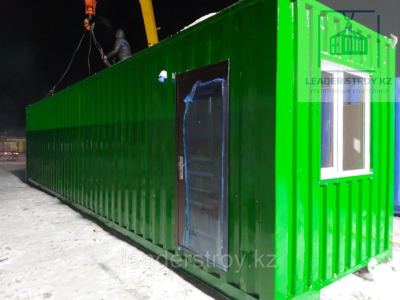 Контейнер для инструментов (складской) из 40 фут.