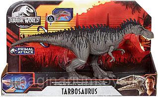 Динозавр Тарбозавр подвижный оригинал Jurassic World
