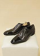 Туфли «Оксфорды» (коричневые)
