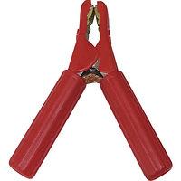 Красный изолированный зажим 600 А
