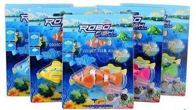"""Интерактивная игрушка """"Рыбка-робот"""" светящаяся ROBOFISH (Голубой), фото 3"""