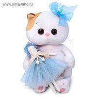 Мягкая игрушка «Ли-Ли Baby с куклой Мальвиной», 20 см