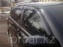 Дефлекторы боковых окон для Audi Q3 2011 -