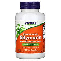 БАД Силимарин, экстракт расторопши, 300 мг от Now Foods (100 капсул)